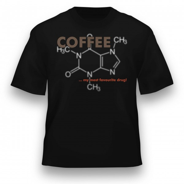 Coffee, my most favorite drug!