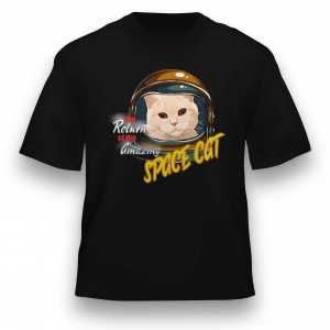 The Return of the Amazing Space Cat