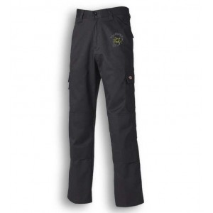The Flying Ears - Dickies Workwear-Hose mit optionaler Stickerei