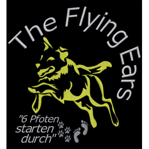 The Flying Ears - großer Stick 25cm