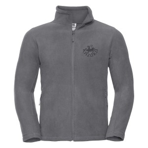 Kazoku Karate - Outdoor Fleece mit Stickerei