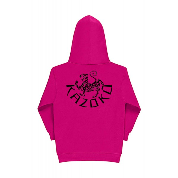 Kazoku Karate - Kids Hooded Sweatshirt