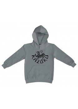 Kazoku Karate - Kids Hooded Sweatshirt