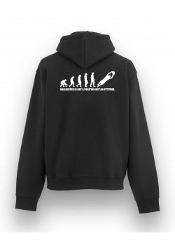 "Keepersacademie - Zipped Hood ""Keepers Evolution"""