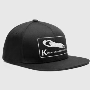 Keepersacademie - Classic Snapback Cap mit Logostick