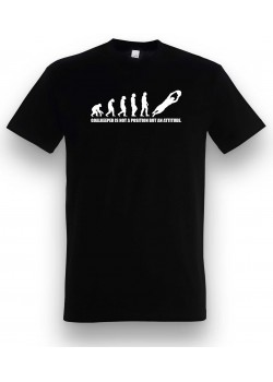 "Keepersacademie - T-Shirt ""Keepers Evolution"" - Übergrößen"
