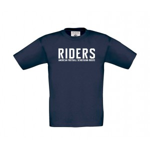Schiefbahn Riders - Kids T-Shirt Riders Logo