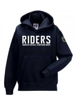 Schiefbahn Riders - Kids' Hooded Sweat Riders Logo