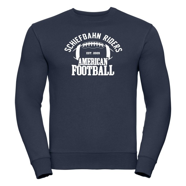 "Schiefbahn Riders - Casual-Sweater ""Football"""