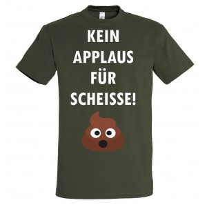 Kein Applaus