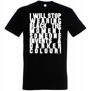 Stop wearing Black!