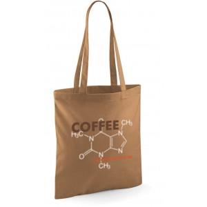 Baumwolltasche - Kaffeesack