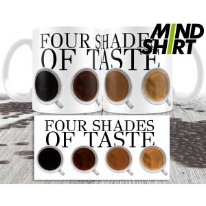 4 Shades of Taste